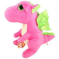 ty beanie boos darla dragon large size 17