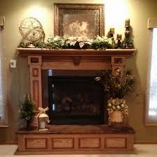 uncategorized modern magnificent fireplace mantel decor ideas