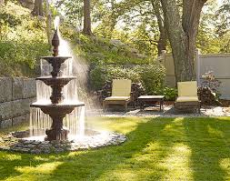 Decorative Water Fountains For Home by Water Fountain Outdoor Rolitz