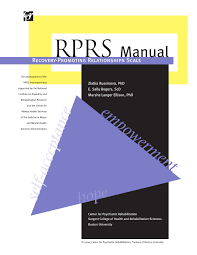 ub 04 manual rprs manual recovery promoting relationships scale