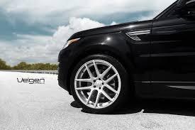silver range rover range rover sport velgen wheels vmb5 matte silver 22x10 5