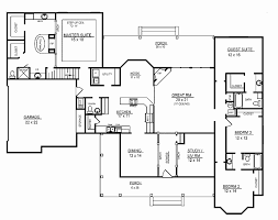 floor plans with great rooms one story house plans with great room new 4 bedroom house plans 4