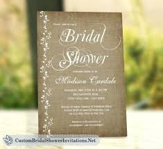 custom bridal shower invitations custom wedding shower invitations simplo co