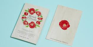 Invitation Cards To Print Custom Printed Wedding Invitations Design Your Wedding