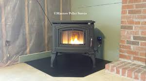 meridian cast iron freestanding masters pellet stoves
