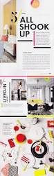 Interior Design Magazines by Best 20 Magazine Design Ideas On Pinterest Magazine Spreads