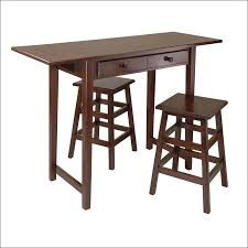 Kitchen  Rustic Kitchen Tables Small Breakfast Table Long Skinny - Narrow tables for kitchen
