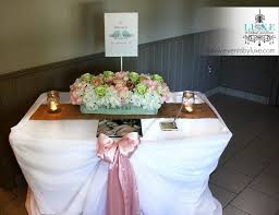 Table Wedding Decorations Best 25 Wedding Guestbook Table Ideas On Pinterest Wedding