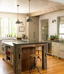 rustic and simple diy kitchen island design modern white