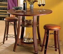 Granite Top Bistro Table Bar Kitchen Stunning L Shape Wooden Kitchen Decoration Ideas