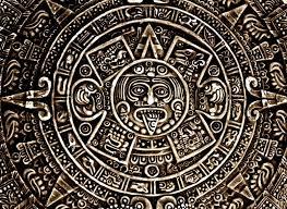 pagan ornament ein stein der sonne stockfoto colourbox