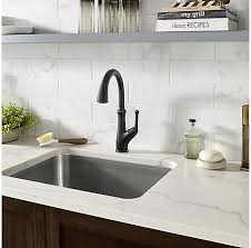 tuscan bronze kitchen faucet tuscan bronze tamera pulldown kitchen faucet f 529 7tay