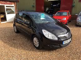 used vauxhall corsa life manual cars for sale motors co uk