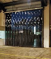 Plastic Sheet Curtains Industrial Curtains Akon