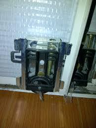 Closet Door Rollers Closet Mirror Closet Door Rollers Mirrors Repair Replace And
