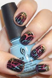 best 20 crackle nails ideas on pinterest wow nails matt nails