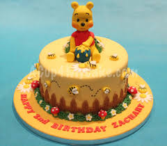 winnie the pooh cake topper the pooh cake decorations