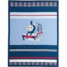 Thomas The Train Twin Comforter Set Amazon Com Thomas The Tank Engine Twin Size Quilt And Sham Set