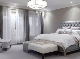 Modern Bedroom Decorating Ideas Dove Gray Home Decor Luxe Modern Bedroom In Grey More Lucite