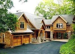 custom small home plans modern rustic houses
