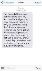Trending Funny Text Messages To - lol this woman screencaps her mom s hilarious te clickhole