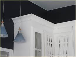 how to cut crown moulding for kitchen cabinets kitchen decoration