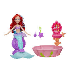 disney princess ariel doll u0026 colour change spa 32 00 hamleys