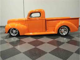 Classic Ford Truck 1940 - 1940 ford pickup for sale classiccars com cc 795310
