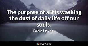 pablo picasso quotes brainyquote