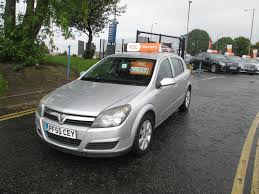 vauxhall astra 2006 vauxhall astra 1 4 breeze 16v twinport 5dr for sale in st helens