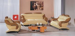 Modern Armchairs For Living Room Bryce Leather Living Room Chair Traditional Armchairs And Accent