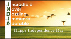 happy independence day 15th august wishes sms message