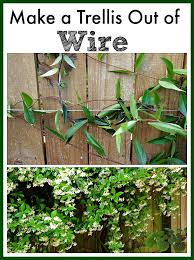 Build A Rose Trellis Diy Trellis Make A Trellis Out Of Wire A Cultivated Nest