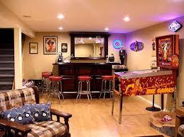 bar ideas shaped basement home wet picture man cave design custom