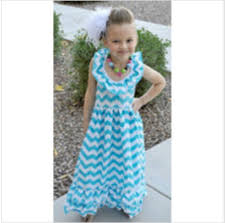 2015 easter design maxi dress for girls sping summer fancy dress