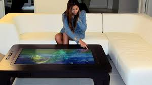 touch screen coffee table touchscreen coffee table the ultimate interactive office solution