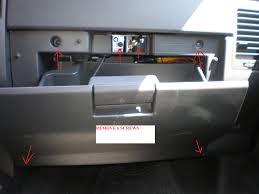 nissan armada engine swap nav install swap with factory bezel nissan titan forum