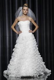 wedding dress 2012 pronovias wedding dresses fall 2012 bridal runway shows