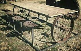 rustic outdoor picnic tables outdoor tables patio pinterest outdoor tables yards and