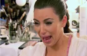 Kim Kardashian Crying Meme - kim kardashian crying blank template imgflip