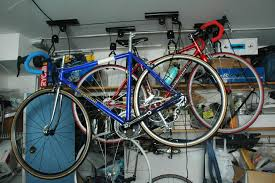 Bicycle Ceiling Hoist by Post Photos Of Your Bike Storage Anyone Using Bike Hoists