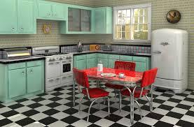 1950 kitchen furniture 1950 s kitchen stock photo image 19920880