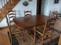 Maple Dining Table EBay - Maple dining room tables