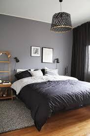 chambre gris awesome chambre mur gris meuble noir photos design trends 2017
