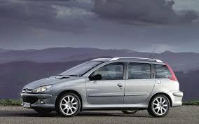 peugeot 206 sedan peugeot 206 sw 2002 2006 features equipment and accessories