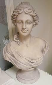 bust look venus ornamental bust melody maison shabby