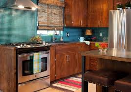 cabinet blue color kitchen cabinets martha rainwater makeovers