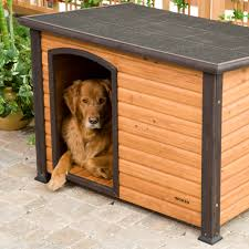 Houseplans Com Reviews Dog Palace Dog House With Floor Heater Hayneedle