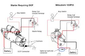 ocp starter conversion diagrams diamond gard