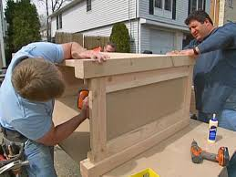 Build Your Own Basement Bar by How To Build An Outdoor Bar And Grill Wood Bars Diy Network And